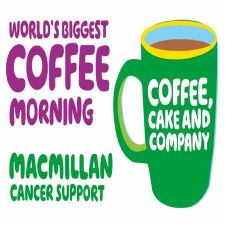 Worlds biggest coffee morning - Macmillan